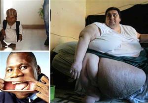 بالصور: أغرب 5 رجال في العالم