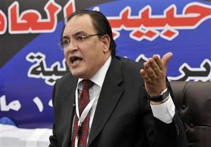 حافظ أبو سعدة يتقدم بدعوى لوقف إعلان نتائج الانتخابات بالمعادي
