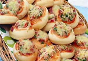 فطائر البيتزا - مطبخ منال العالم