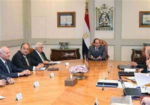 الرئيس يبحث مع الأمير وليد بن طلال توسيع التعاون بين مصر والمملكة القابضة