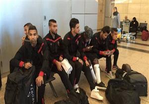 أزمة لبعثة الأهلي في مطار دبي