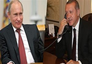 لماذا رفض بوتين الرد على اتصال أردوغان؟