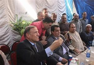"""مؤتمر لمرشح """"العروبة"""" في المنوفية بحضور سامي عنان"""