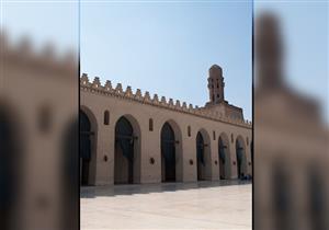 صورة لثاني مساجد القاهرة اتساعا
