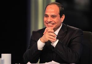 السيسي يقاطع رئيس الهيئة الهندسية للقوات المسلحة ويأمره بطلب يثير ضحك الحضور