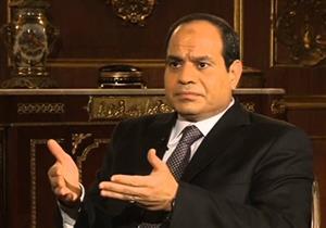 الرئيس السيسي: لا يليق لأى جهاز من أجهزة الدولة أن يتجاوز في القانون