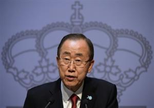 بان كي مون: لم يتحدد بعد موعد لتشكيل حكومة الوفاق الوطني الليبية