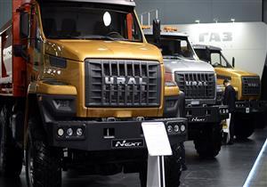 روسيا تدرس تصنيع سيارات شحن في مصر