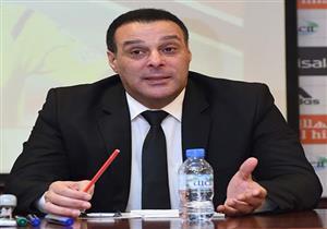 عبدالفتاح: الحكام الأجانب حق للزمالك.. وارتكبنا خطأين خلال 45 مباراة