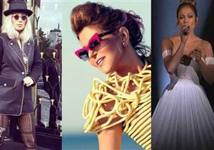 بالصور: فساتين النجمات في 2015 بين الإعجاب والسخرية