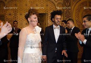 4 لقطات أثارت الجدل في حفلات زفاف النجوم في 2015