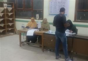 35 % نسبة تصويت بالواسطى و17 ببني سويف في الانتخابات المعادة
