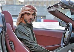 بالصور.. وسيم الإمارات يعلن زواجه وينشر صور عروسه