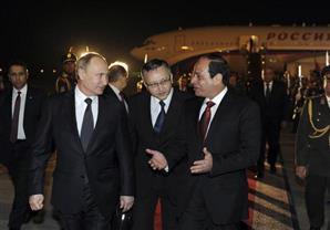 التقارب المصري الروسي - محاولة للتحرر من التأثير الأمريكي