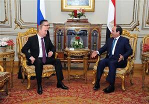 """""""طاقة النواب"""": توقيع اتفاقيات مهمة بين مصر وروسيا خلال زيارة بوتين"""