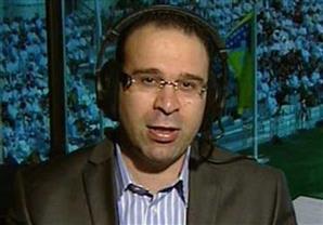 معلق بي إن سبورتس يعلن إذاعة مباراة مصر وروسيا على القناة المفتوحة