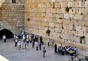 إسرائيل تتخلى عن خطة الصلاة المختلطة أمام حائط المبكى