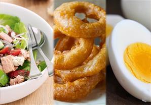 بالصور: أطعمة يجب الابتعاد عنها أثناء ركوب الطائرة