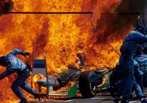عودة التزود بالوقود في سباقات الفورمولا-1