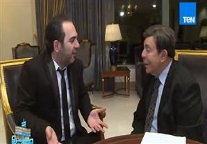 """سمير صبري لـ وائل جسار نانسي عجرم جميلة هي """" مراتك """" مبتغيرش منها"""