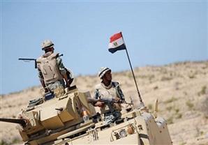 """الجيش يصفي 12 تكفيريًا من """"بيت المقدس"""" في رفح والشيخ زويد"""