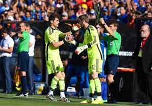 ماذا قال كاسياس عن رغبة ريال مدريد في ضم دي خيا؟
