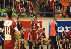الأهلي يخسر لقب إفريقيا لليد أمام الترجي التونسي