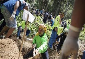 العثور على 30 مقبرة جماعية في ماليزيا