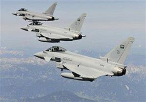 طيران التحالف يستهدف منزل نجل الرئيس اليمني السابق بصنعاء