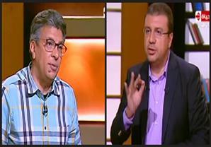 عمرو الليثي لخالد منتصر: انت بتصوم رمضان والاخير: أرجوك بلاش الاسئلة دي