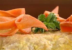 الأرز بالدجاج والخضراوات - مطبخ منال العالم