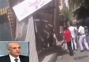 وزير الداخلية يأمر بالتحقيق في واقعة اعتداء ضابط بالضرب والسب على مواطن