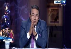 محمود سعد عن طقس أمس: يوم عجيب