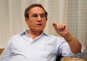 أسامة الغزالي حرب: لن أتنازل عن حبس أحمد موسى