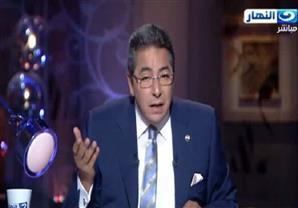 محمود سعد: افتتاح قناة السويس انتصار للشعب المصري