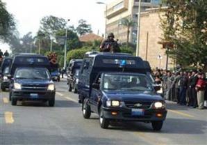 ضبط 6 أسلحة نارية في حملة أمنية في بورسعيد