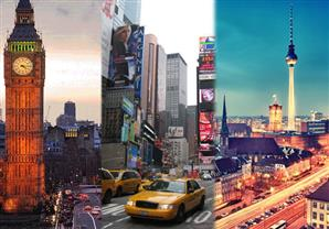 """""""نيويورك"""": المدينة المفضلة لدى الشباب في 2015"""