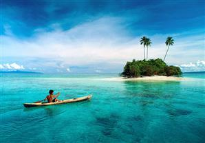 """""""جزر سيميلان التايلاندية"""": جنة في أحضان الشعاب المرجانية"""