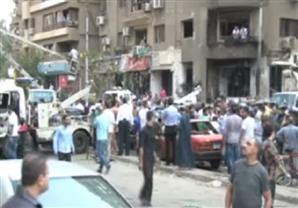 مصدر أمني : تهشم 35 سيارة وتلفيات بـ 9 منازل جراء محاولة اغتيال النائب العام