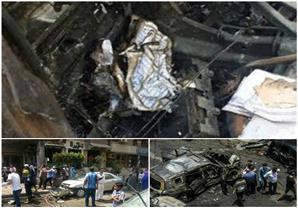 """السيدة التي إنتشلت المصحف الخاص بالنائب العام : """"والله لم تمس كلماته النار"""""""
