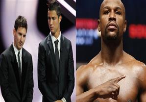 من بينهم رونالدو وميسي.. قائمة المشاهير الأعلى دخلا في العالم