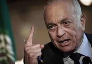 نبيل العربي يعرب عن استنكار الجامعة العربية للقصف التركي في شمال العراق