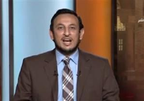 """الشيخ رمضان يشرح معنى """"القلب المٌخبت"""" الذى كان يدعو به الرسول"""