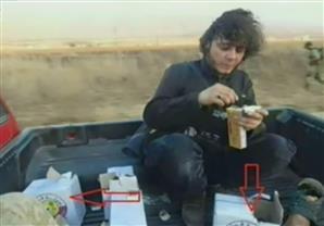 من أين يأتي طعام تنظيم داعش ؟