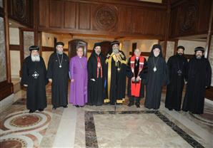 مجلس كنائس مصر يهنئ السيسي والمصريين بافتتاح مشروع قناة السويس