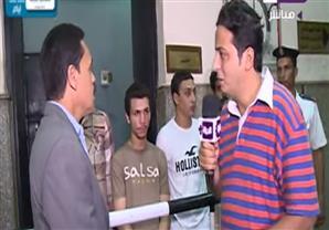 احمد رجب يكشف كواليس القبض على أربعة من المتهمين بحرق المجمع العلمي