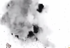 المتحدث العسكري يعرض فيديو يظهر ضرب تجمعات للإرهابيين بسيناء
