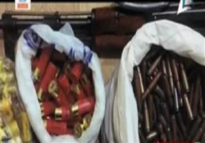ضبط 12 شخصا من المنتمين لتنظيم الإخوان الإرهابي بحوزتهم أسلحة