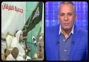 """نجل الشيخ محمد حسان يوضح لـ """"أحمد موسى"""" حقيقة الفيديو الذى تم عرضه """"مبايعة داعش"""""""