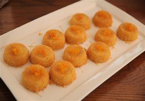كنافة بالجبن والفواكه المجففة - منال العالم